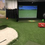golf stimulator
