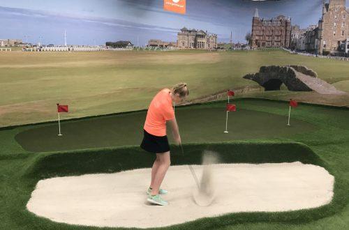 Summer Golf Class for Kids