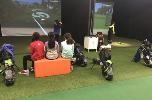 Spring Golf Class for Kids